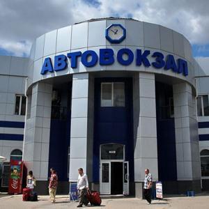 Автовокзалы Серафимовича