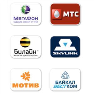 Операторы сотовой связи Серафимовича