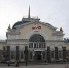 Железнодорожные вокзалы в Серафимовиче