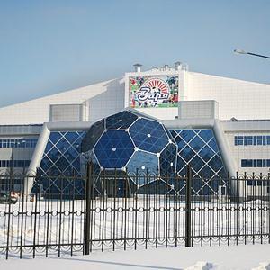 Спортивные комплексы Серафимовича